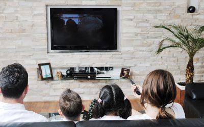 Televisie kijken in Spanje