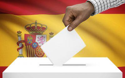 Verkiezingen in Spanje